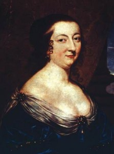 Painting of Madame de Rambouillet